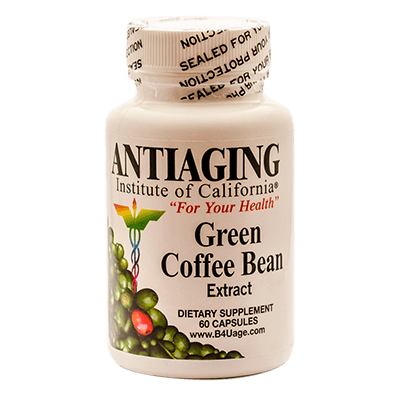 Antiaging Green Coffee Bean Extract Body Sculpt Wraps