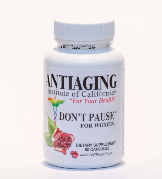 AntiAging – Don't Pause