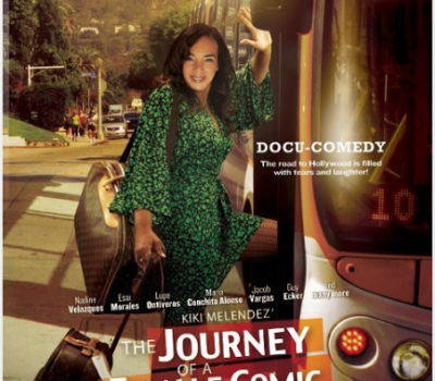 Premiere of Journey of a Female Comic
