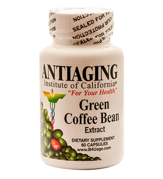 AntiAging – Green Coffee Bean Extract